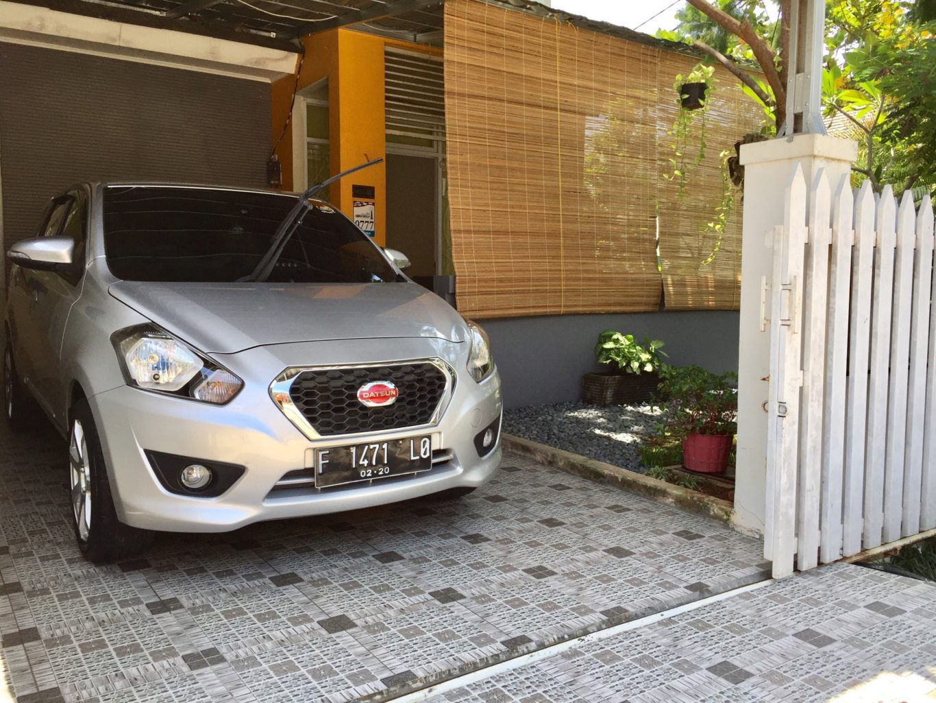 Cara Mengemudi Hemat Di Datsun GO Panca DGCI